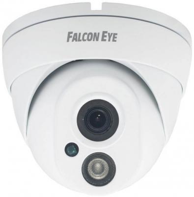 "IP-камера Falcon Eye FE-IPC-DL100P Eco 1Мп уличная IP камера; Матрица 1/4""OmniVision 1.3 Mega pixels CMOS; 1280х720p*25к/с; Дальность ИК подсветки 10- ip камера falcon eye fe ipc dl200p eco 2мп уличная ip камера 1920х1080p 25к с дальность ик подсветки 10 15м объектив f 3 6мм ip66 dc12v без poe"