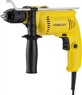 Ударная дрель Stanley SDH600C-RU 600Вт