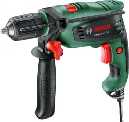 Ударная дрель Bosch EasyImpact 550 603130021 370Вт
