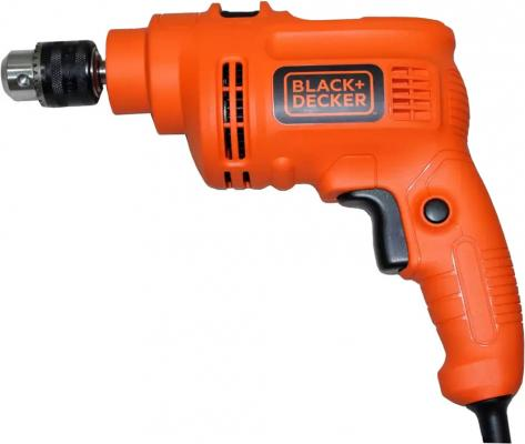 Ударная дрель Black & Decker KR5010V-RU 550Вт ударная дрель black