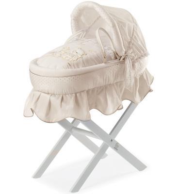 Корзина для переноски Italbaby Happy Family (крем) italbaby сумка переноска для новорожденного italbaby cuccioli