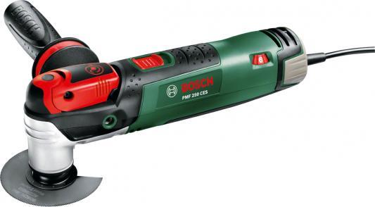 Инструмент многофункциональный BOSCH PMF 250 CES Set (0.603.102.121) 250Вт 15000-20000об/мин