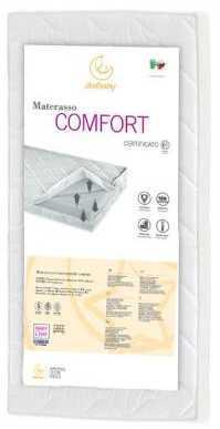 Купить Матрас 60х120см Italbaby Comfort (белый), Матрасы