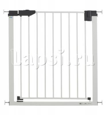 Купить Ворота безопасности 74-83см Geuther Easylock Light (белый), металл