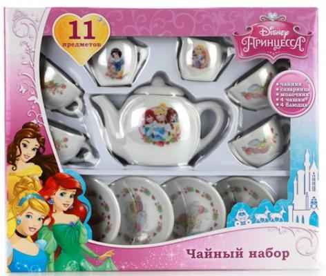 Набор посуды Играем вместе Принцессы керамическая