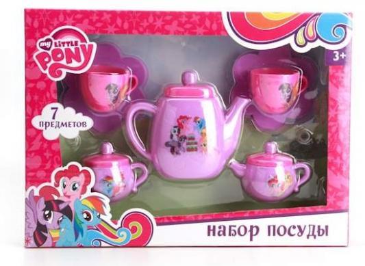 цена на Набор посуды Играем вместе My little pony