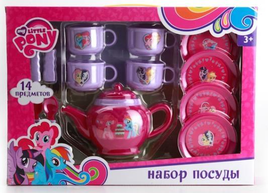 Набор посуды Играем вместе My little pony играем вместе набор посуды играем вместе