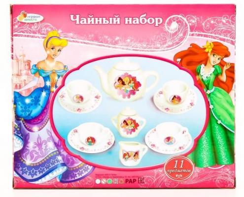 Набор посуды Играем вместе Принцессы керамическая играем вместе набор посуды играем вместе
