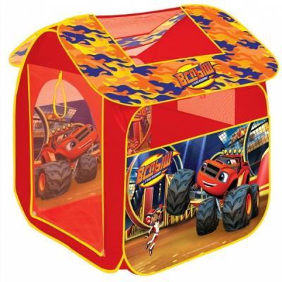 Купить ДЕТСКАЯ ИГРОВАЯ ПАЛАТКА ИГРАЕМ ВМЕСТЕ ВСПЫШ , 83Х80Х105СМ В СУМКЕ в кор.24шт, Детские домики - палатки
