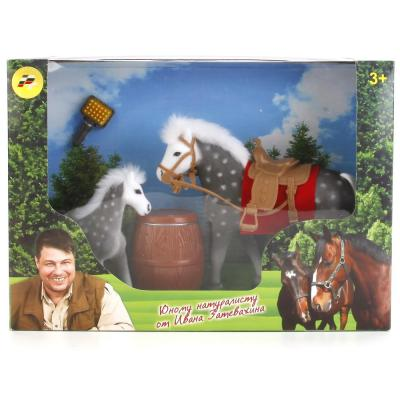 Фото - Набор фигурок ИГРАЕМ ВМЕСТЕ Набор лошадок набор школьниика barbie