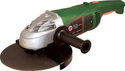 Углошлифовальная машина Калибр 230/2400Р 230 мм 2400 Вт