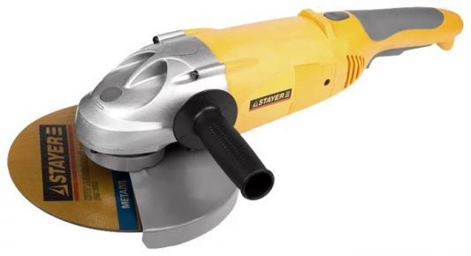 Углошлифовальная машина Stayer SAG-230-2100 230 мм 2100 Вт