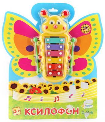 Ксилофон ИГРАЕМ ВМЕСТЕ Бабочка играем вместе умные часы электронные b1654563 r2