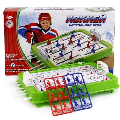 Настольная игра ИГРАЕМ ВМЕСТЕ хоккей B1535129-R всеволод осминкин игра в хоккей на учебно тренировочном занятии