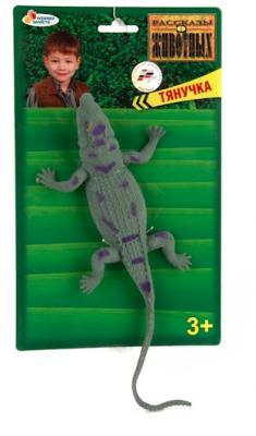 Игрушка ИГРАЕМ ВМЕСТЕ Крокодил-тянучка