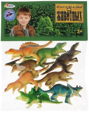 цена на Набор фигурок Играем вместе Динозавры 10 см в ассортименте