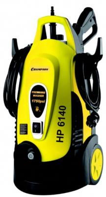 Мойка высокого давления CHAMPION HP6140 1400Вт 360л/ч 120бар 13кг мойка высокого давления champion hp6160
