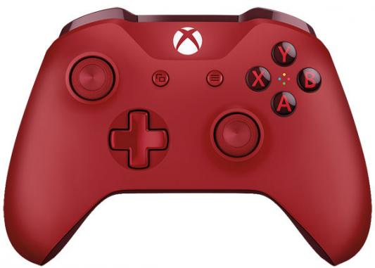 Геймпад Беспроводной Microsoft WL3-00028 красный для: Xbox One microsoft surface book