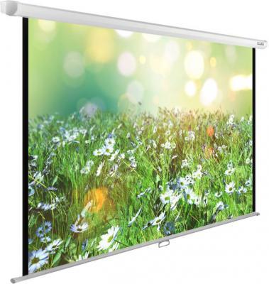 Картинка для Экран Cactus 200x200см WallExpert CS-PSWE-200x200-WT 1:1 настенно-потолочный рулонный