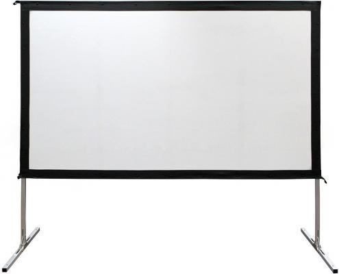 Экран переносной на штативе Elite Screens Yard Master OMS150H2-DUAL 187 x 332 см экран elite screens yard master oms135h2 299х168 см 16 9 переносной мобильный