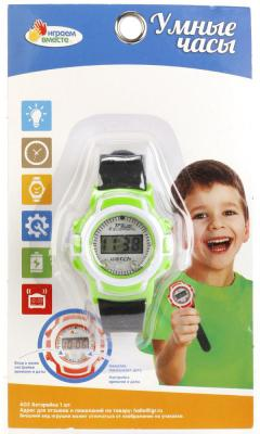 Часы наручные электронные Играем вместе B1654563-R1 черный играем вместе умные часы электронные b1654563 r2