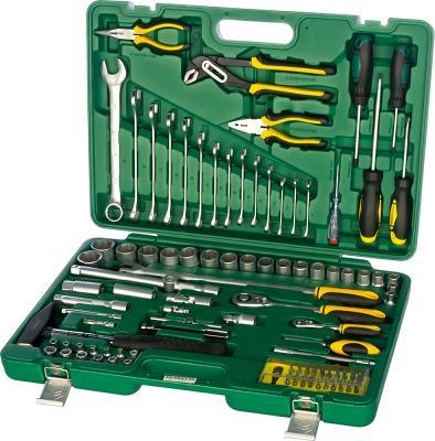 Набор инструментов АРСЕНАЛ AA-C1412P104 104 предмета набор инструментов арсенал 3 4 8144660 23 предмета