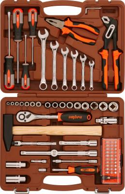 Набор инструмента OMBRA OMT75S универсальный, 75 предметов цены
