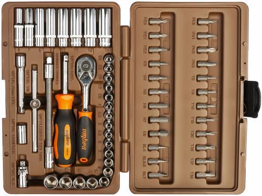 Набор инструментов OMBRA OMT57S 57 предметов набор инструментов ombra 911120 120 предметов [55545]