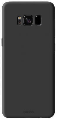 Чехол Deppa Чехол Air Case для Samsung Galaxy S8, черный, Deppa deppa чехол крышка deppa air case для samsung galaxy a5 2016 пластик фиолетовый