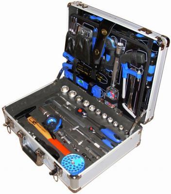 Набор инструмента UNIPRO U-135 универсальный, 135 предметов, в кейсе набор инструментов в сумке на молнии 17 предметов unipro u 780