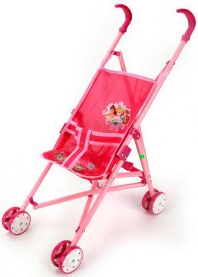Купить Коляска-трость для кукол Карапуз Дизайн принцессы, КАРАПУЗ, Аксессуары для кукол