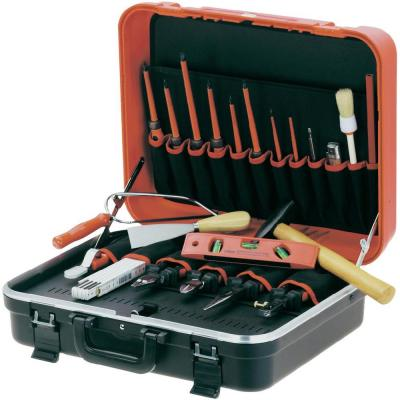 Набор инструментов CIMCO 172004 для подмастерьев-электриков из 24шт. бокорезы cimco 108789