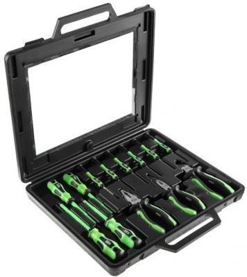 Набор диэлектрического инструмента и отверток для точных работ TESLA SET 3 в кейсе 13 шт. набор инструмента s line set 3688