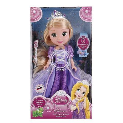 Кукла КАРАПУЗ DISNEY ПРИНЦЕССА. РАПУНЦЕЛЬ 25 см со звуком RAP003 куклы карапуз кукла принцесса золушка