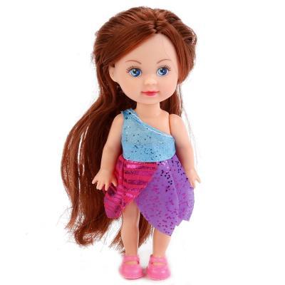 237b35f063af6 Кукла КАРАПУЗ Моя подружка Машенька 12 см MARY0916-BB-HK