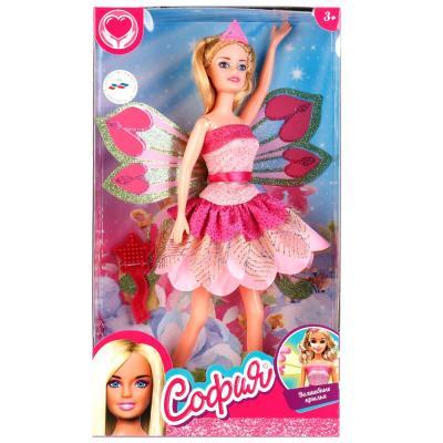 Кукла КАРАПУЗ София фея 29 см 66271-S-BB карапуз кукла софия фея с аксессуарами цвет оранжевый