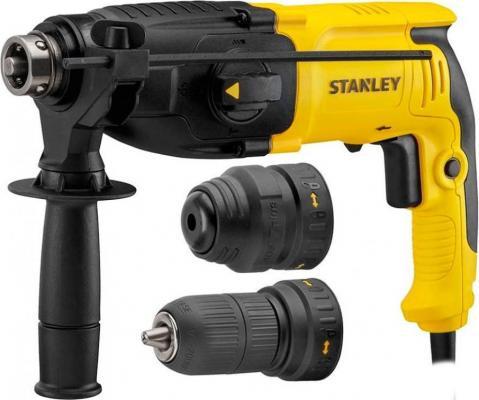 Перфоратор Stanley SHR264K-RU 800Вт перфоратор stanley sthr272ks