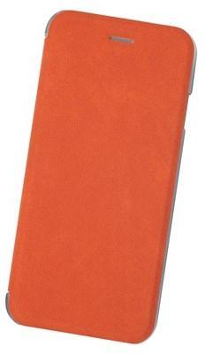 Чехол-книжка BoraSCO Book Case для iPhone 6 iPhone 7 iPhone 8 оранжевый все цены