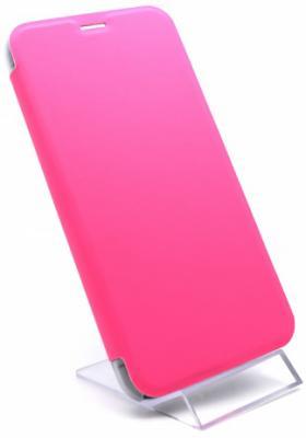 Чехол-книжка BoraSCO Book Case для iPhone 6 iPhone 8 iPhone 7 розовый все цены