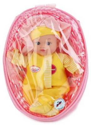 Пупс КАРАПУЗ ПУПС КАРАПУЗ 23 см говорящая 211-041-V-IC-2 карапуз кукла пупс карапуз с ванной 38 см