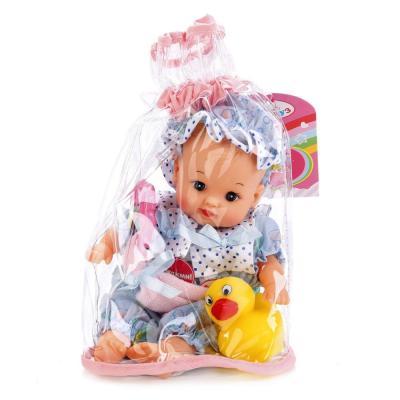 Купить Пупс КАРАПУЗ Пупс 22 см говорящая 212-009V-IC-2, пластик, текстиль, Интерактивные куклы Карапуз