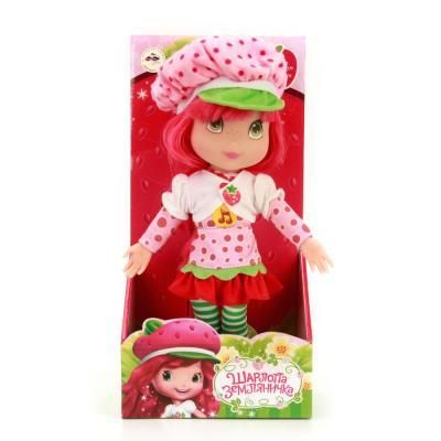 Кукла МУЛЬТИ-ПУЛЬТИ STRAWBERRY SHARTCAKE 30 см STRAWBERRY CAKE01 кукла мульти пульти disney принцесса золушка 30 см со звуком cind004