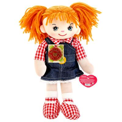 Кукла МУЛЬТИ-ПУЛЬТИ Мягкая кукла 35 см со звуком BAC8986-RU кукла yako m6579 6