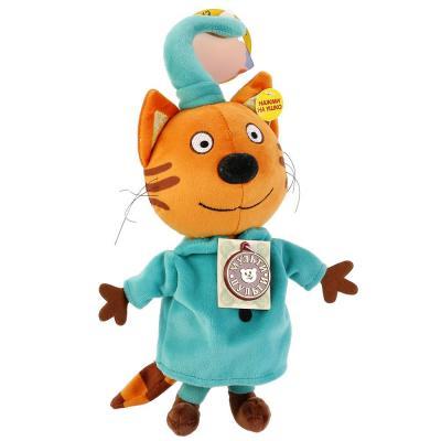 Мягкая игрушка Мульти-Пульти 3 кота. Компот 20см, озвуч. руссифиц. в пак. в кор.24шт игрушка мульти пульти три кота компот v92305 20