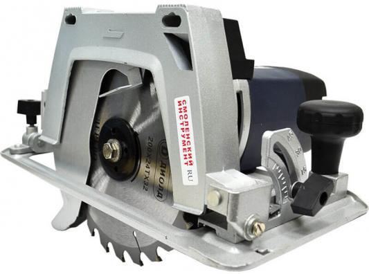 Пила циркулярная ДИОЛД ДП-2,0-200 2000Вт 6000об/мин 6.5кг диск 200х32мм