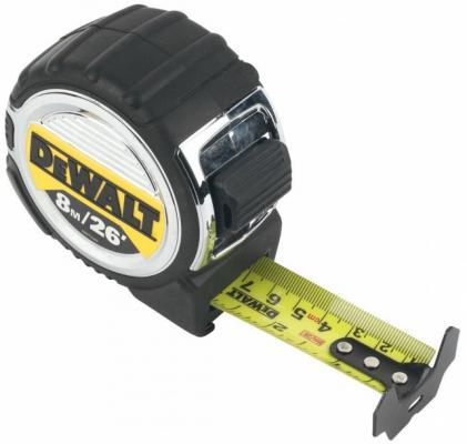 Рулетка DEWALT DWHT0-33662 8м цены