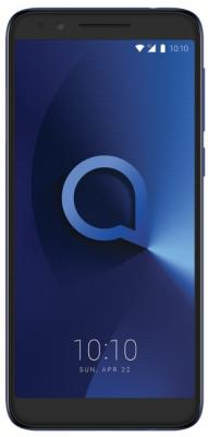 Смартфон Alcatel 3L 5034D 16 Гб металлик синий 5034D-2BALRU7 сотовый телефон alcatel 3l 5034d metallic blue