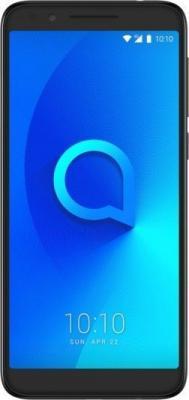 Смартфон Alcatel 3L 5034D 16 Гб черный 5034D-2AALRU7 смартфон alcatel pixi 4 8050d черный