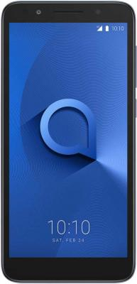 Смартфон Alcatel 1X 5059D 16 Гб синий 5059D-2BALRU1 смартфон alcatel 1x 5059d black