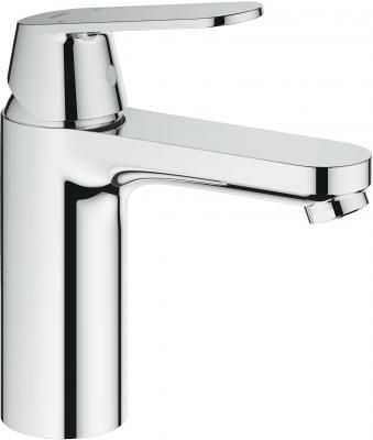 Смеситель для раковины GROHE EUROSMART COSMOPOLITAN 23327000 хром однорычажный 168х122мм galilee 4003 rickenback 4string bass guitar quality assurance classic black all black free shipping very beautiful